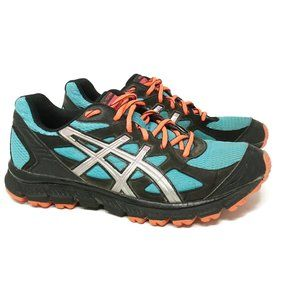 Asics Womens Gel Scram Trail Running Shoes 8.5